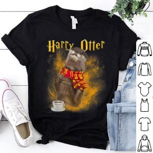 Harry Otter My Patronus Is A Otter Harry Potter And Otter shirt