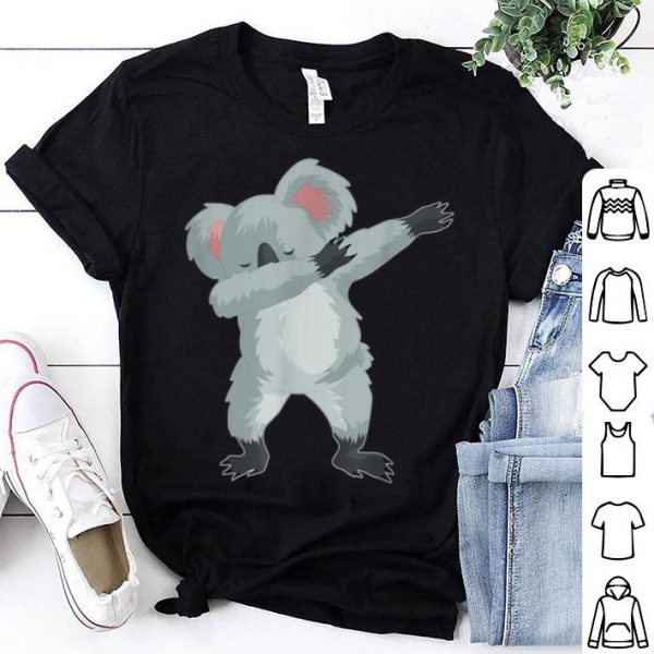 Koala Cute Dabbing Dab Dance shirt