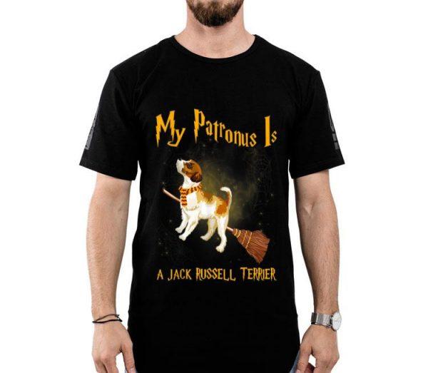 My Patronus Is Jack Russell Terrier Harry Terrier shirt