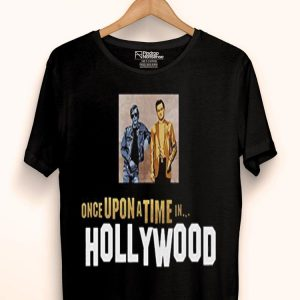 Once Upon A Time In Hollywood Leonardo Dicaprio shirt