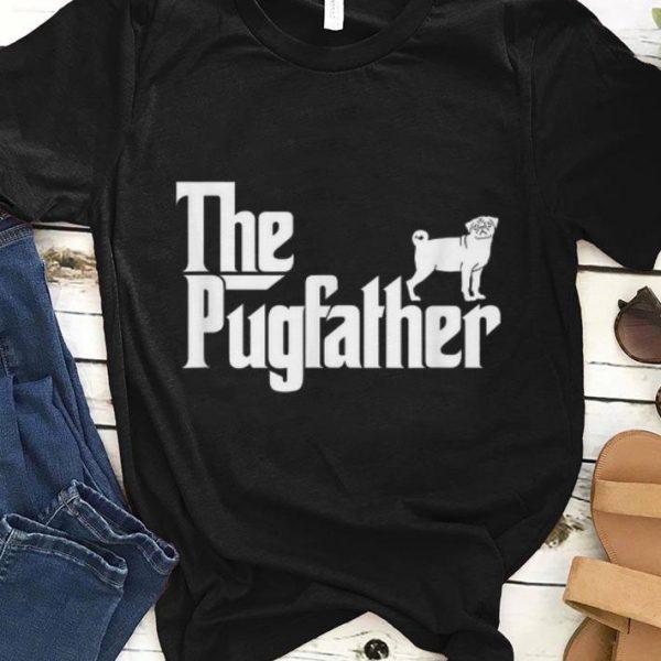 Pug Owner The Pugfather Pug Father Dog Lover shirt