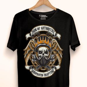 Son Of Arthritis Ibuprofen Chapter Vintage shirt