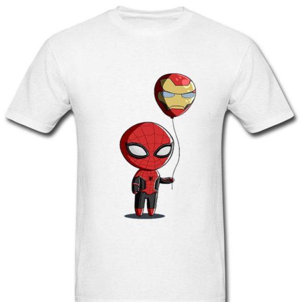 Spidey Balloon Spider Man And Iron Balloon Man shirt