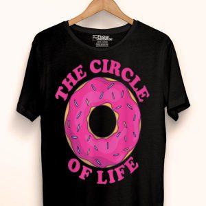 The Circle Of Life Donut shirt