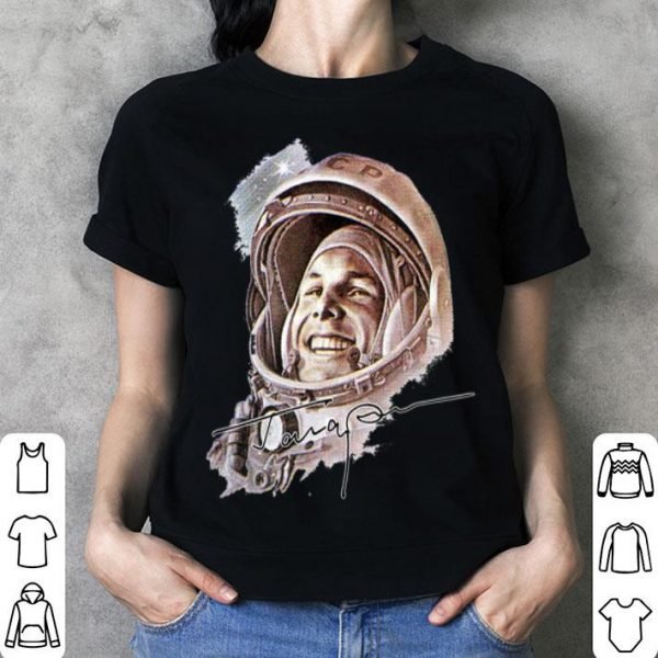 USSR Astronaut Yuri Gagarin The First Human To Journey Into Outer Space shirt