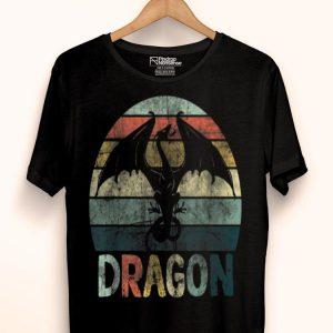 Vintage Dragon Fantasy Faith Heroes shirt