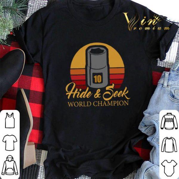 10mm socket hide & seek world championship shirt sweater