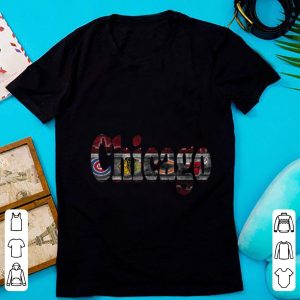 Awesome Chicago Proud Sports Fan shirt
