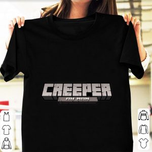Awesome Creeper Aw Man shirt