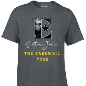 Awesome Elton John The Farewell Tour shirt