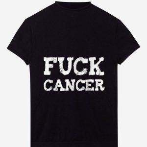 Awesome Fuck Cancer shirt