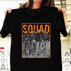 Awesome Jason Squad Halloween Horror Halloween shirt
