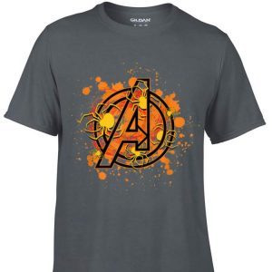 Awesome Marvel Avengers Spooky Spiders Halloween shirt