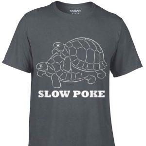 Awesome Slow Poke turtle shirt