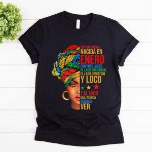 Awesome Soy una reina nacida en agosto con tres lados shirt