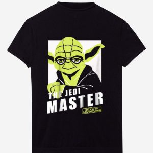 Awesome The Jedi Master Star War Galaxy Adventures shirt