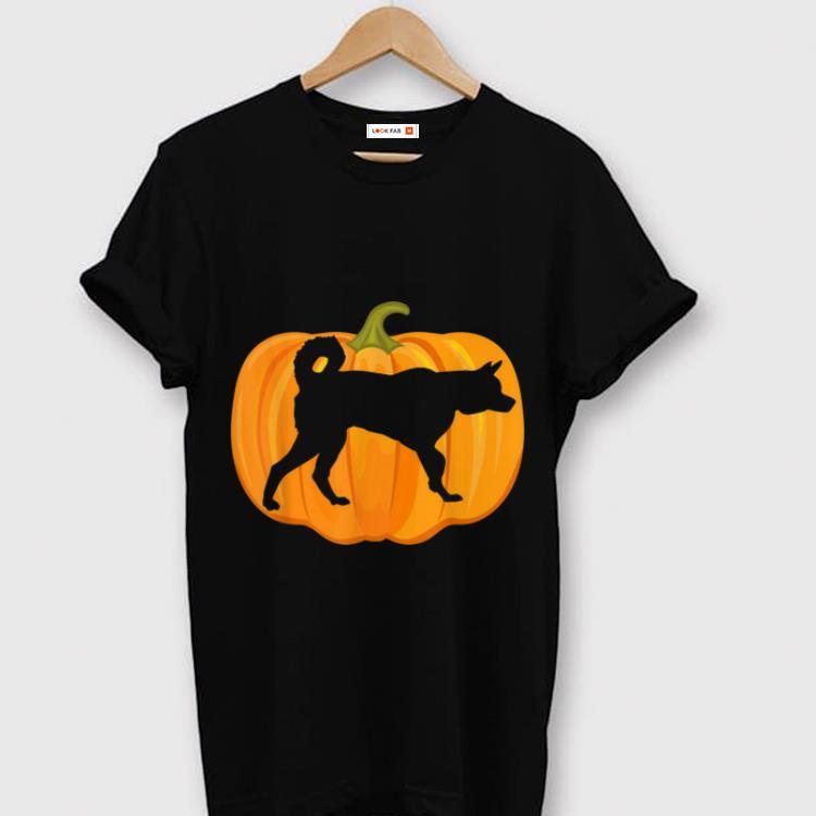 Beautiful Halloween Siberian Husky Pumpkin Women Men Dog Owners Gifts shirt 1 - Beautiful Halloween Siberian Husky Pumpkin Women Men Dog Owners Gifts shirt