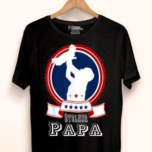 Herren Stolzer Papa Für Stolze Papas Als Geschenk shirt