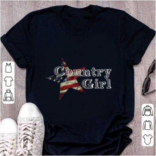 Hot Country Girl American Star shirt