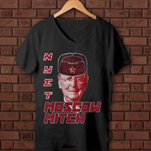 Hot Moscow Mitch McConnell Nyet shirt