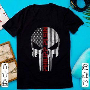Hot Philipp Plein Skull Rhinestones American shirt