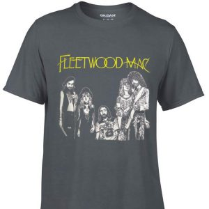 Industrial Designer Fleetwood Mac shirt
