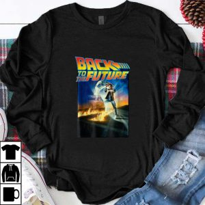 Nice Back To the Future Movie shirt