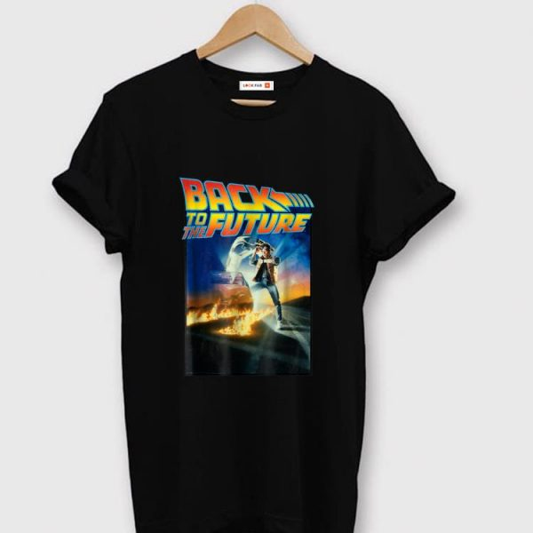 Nice Back To the Future Movie shirt