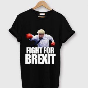 Nice Boris Johnson Fight For Brexit shirt