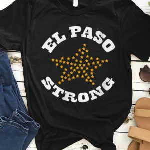 Nice El Paso Strong Star shirt