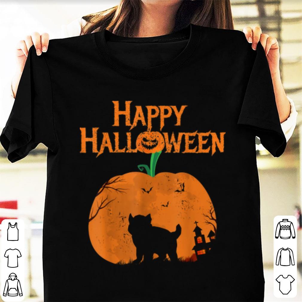 Nice Happy Halloween French Bulldog Pumpkin shirt 1 - Nice Happy Halloween French Bulldog Pumpkin shirt