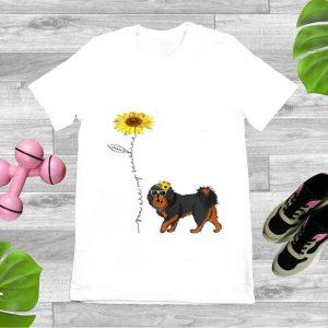 Nice Sunflower You Are My Sunshine Tibetan Mastiff shirt