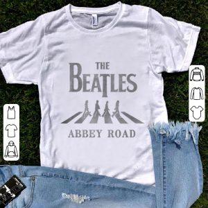 Nice The Beatles Abbey Road shirt