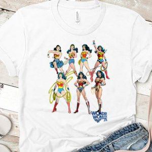 Nice Wonder Woman Decades DC shirt