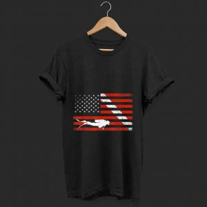 Official Diver Down American Flag shirt