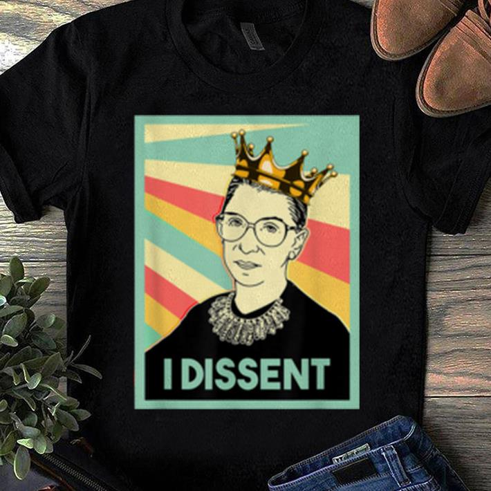 Official Notorious RBG Crown Supremes shirt 1 2 - Official Notorious RBG Crown Supremes shirt