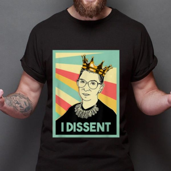 Official Notorious RBG Crown Supremes shirt