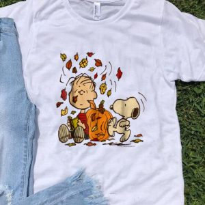 Official Snoopy And Charlie Hello Fall shirt