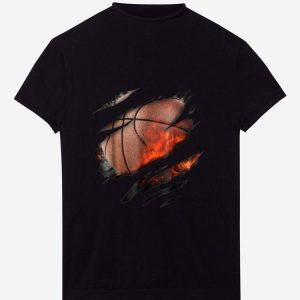 Original Basketball inside me shirt
