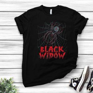 Original Black Widow Spider Scary Creepy Halloween Costume