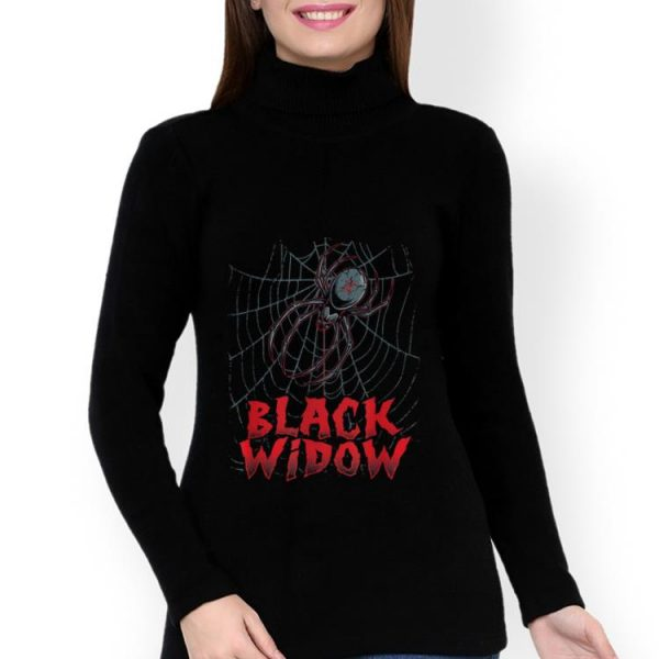 Original Black Widow Spider Scary Creepy Halloween Costume