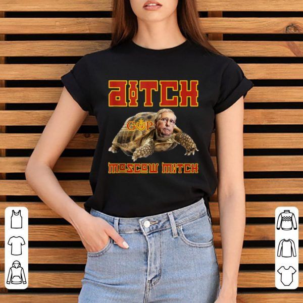 Original Ditch Moscow Mitch McConnell Turtle shirt