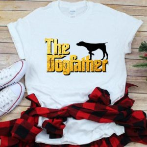 Original German Wirehaired The Dogfather shirt