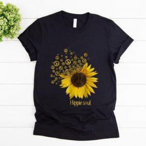 Original Hippie Soul Sunflower Peace shirt