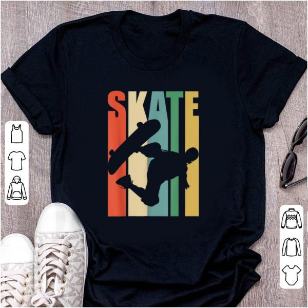 Original Skateboard Retro Vintage shirt