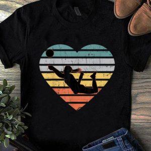 Original Volleyball Teen Girls Vintage Heart shirt