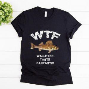 Original WTF Walleyes Taste Fantastic shirt