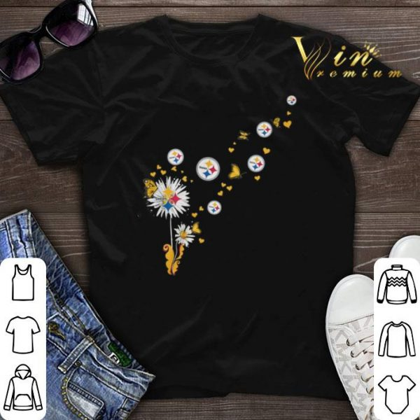 Pittsburgh Steelers Dandelion shirt sweater