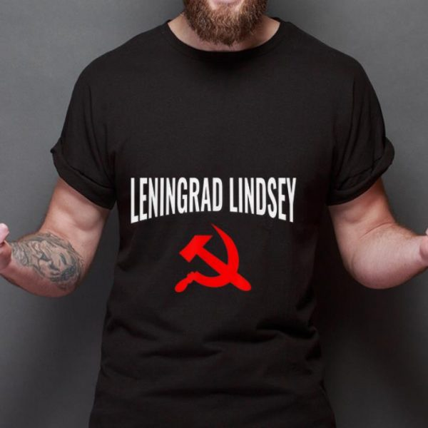 Premium Communist Party of Great Britain Leningrad Lindsey shirt
