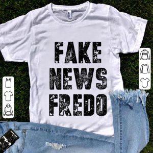 Premium Fake News Fredo shirt